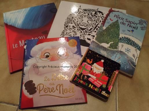 selection livres noel
