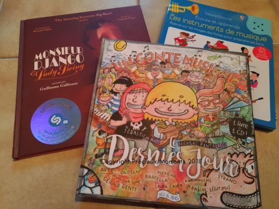 livres musicaux