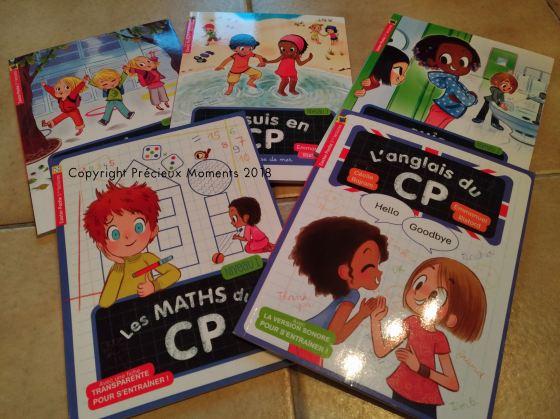 livres pour le cp