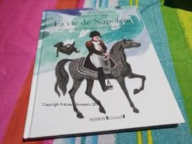 livre la vie de napoleon