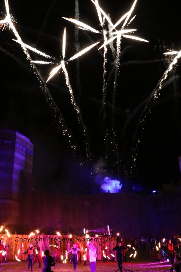 spectacle chateau trevoux