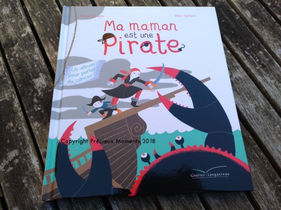 livre ma maman est une pirate