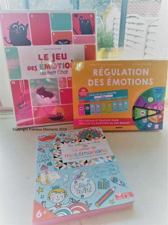 activités enfants émotions