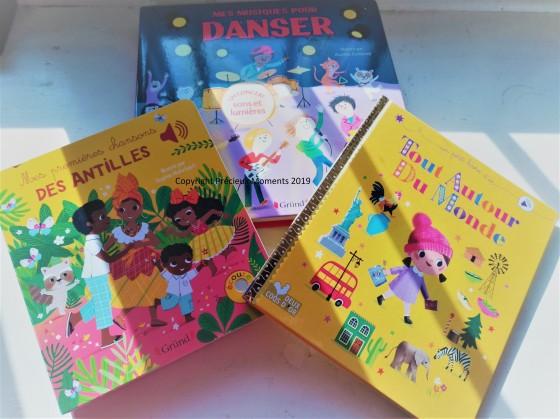 livres musicaux enfants