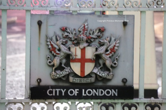 Londres - city of london - copyright précieux moments