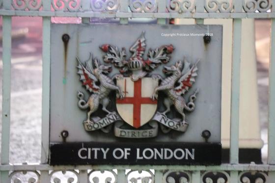 Londres - city of london - copyright précieux moments