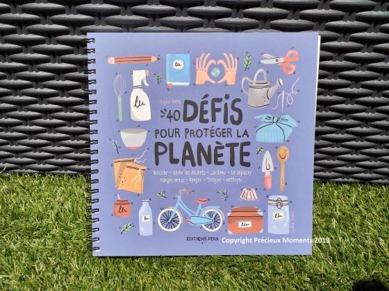 40 defis pour la planete