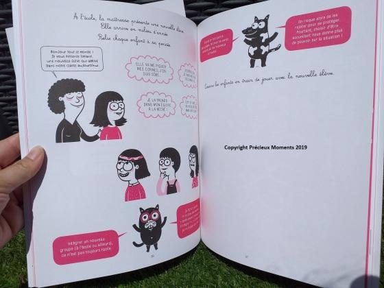 cahier enfant filliozat amitié