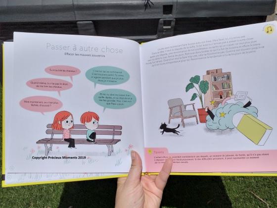 livre confiant et heureux à l'école