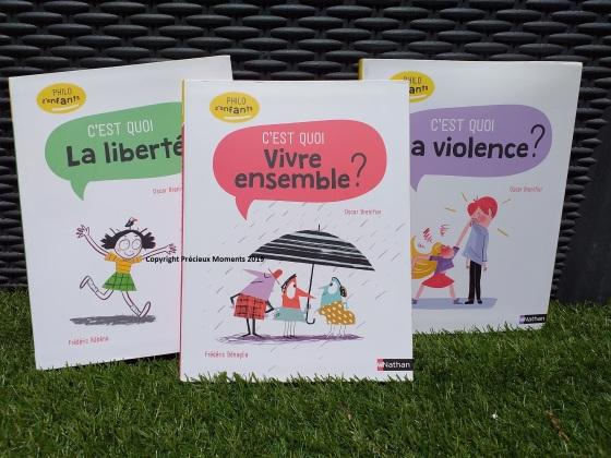 livres philo enfants