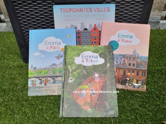 livres voyages enfant