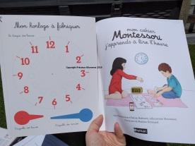 montessori apprendre l heure