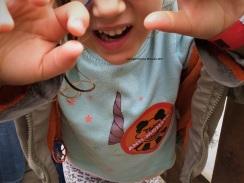 Walibi Halloween badge anti monstre enfant