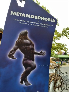 Walibi Halloween Metamorphobia