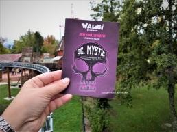 Walibi Halloween Mystic jeu de piste enfant chasse trésor