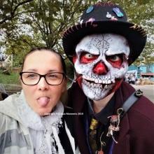 Walibi Halloween zombie vaudou