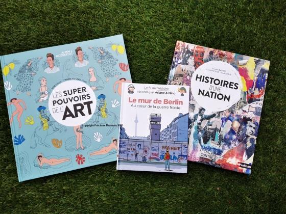 livres art et histoire