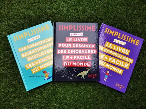 livres simplissime 2020